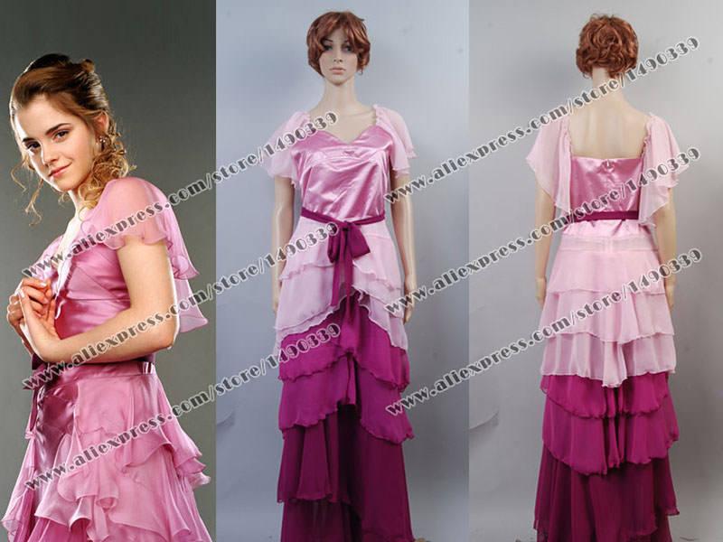 Hermione Granger Yule Ball Dress Hermione Granger Yule Ball
