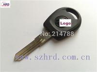 Car Key Blank Shell for Volkswagen Key case for jettaTransponder Key