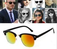 2014 Popular Colorful sunglasses sports glasses Riding driving sunglasses coating sunglass sun glasses ray designer sunglasses