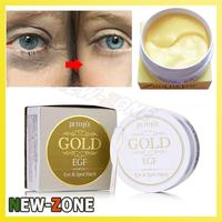 KOREA PETITFEE GOLD AND EGF EYE & SPOT PATCH 90PCS A Bottle 60pcs Eye Mask + 30pcs Spot Patch Eye Face Skin Care