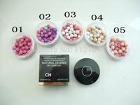 FREE AIR HK POST(5pcs/lot) brand makeup loose powder CC NATURAL DEGREE OF COMFORT 22g cosmetic powder 5 DIFF COLOR