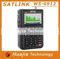 1pc Original Satlink WS-6912 DVB-S + DVB-S2 8PSK Real Time Spectrum satlink 6912 ws6912 finder