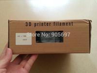 Best Quality Repraper Reprap 3D Printer Filament ABS 1.75mm 1kg (2.2lbs) Gray Color 3D Printer Parts
