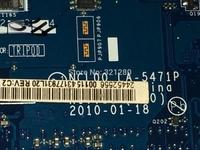 EMS DHL Free Shipping  For Dell Latitude E6410 Notebook Mainboard  08885V 8885V CN-08885V NCL00 LA-5471P