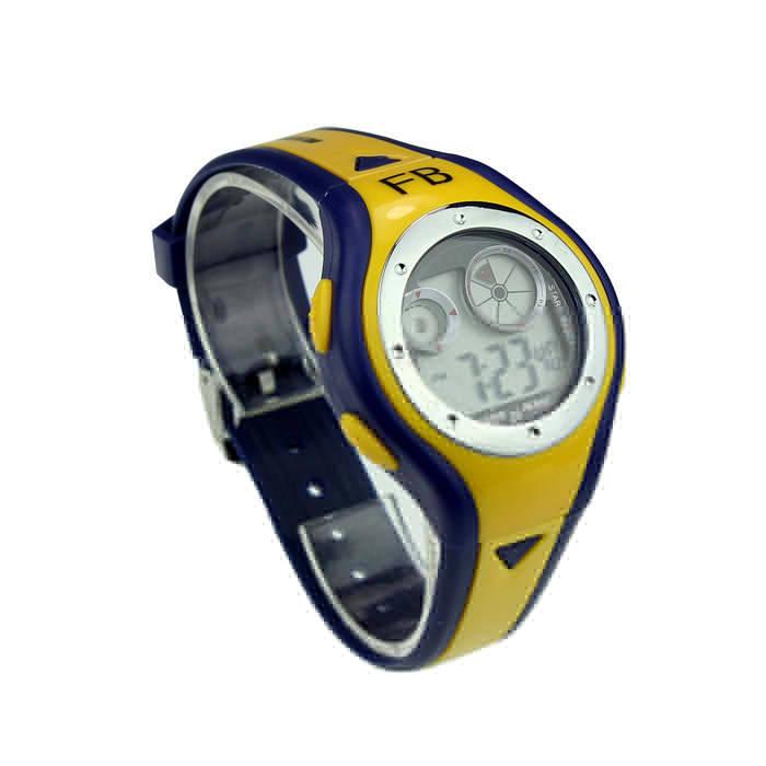 Waterproof Outdoor Kids Boy Girl Multi Function Sports LED Digital Wrist Watch(China (Mainland))
