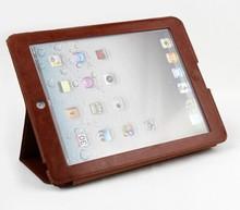 Для iPad 2 / 3 / 4 ультратонкий классический бизнес стенд кожаный чехол для iPad Apple , 2 / 3 / 4 флип-крышкой бесплатная доставка