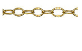 Free shipping! GOLD FILLED MEDIUM CABLE CHAIN LIGHT WEIGHT APPROX. 2.8X4.2 MM  25gauge