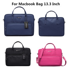 New Arrival Fashion For Apple Macbook Pro Air Bag 13 Inch PU Laptop Bag Carrying Case Notebook Handbag 1 Piece Free shipping