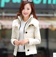 Han edition of new fund of 2015 autumn winters heavy hair thin coats women's clothing of cultivate one's morality short coat