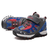 Q8 children shoes boy's shoes 2014 children leather shoes wear non-slip children outdoor hiking boots shoes for boys