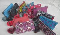 2015 New Nylon Women's Wallet Casual Clutch Bag Coin Purse Waterproof Monkey Bag 17*10*4CM 18 Colors Bolsas Mujer Kippl Handbag