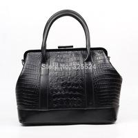 women's handbags brands Crocodile clutch women bag ladies genuine leather bags for women messenger bag desigual bolsas