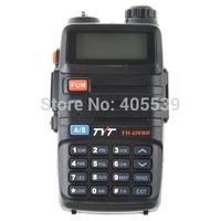 2014 new walkie talkie TYT TH-UV8R 136-174/400-520MHzVHF/UHF Dual Band two way Radio Handheld Tranceiver