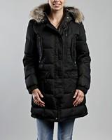 2014 High Quality Warm Women Winter Jacket Fur New Style Brand Para High Fill Power HARRASEEKET Parkas Long Down Jackets Coat