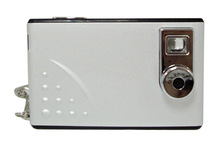 Super Slim Super Easy 300k pixels digital camera With built-in Lithium battery Free Shipping