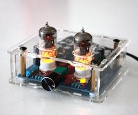 Little bear CLEAR P5-1 stereo  6J1 tube valve buffer Preamp Preamplifier amplifier