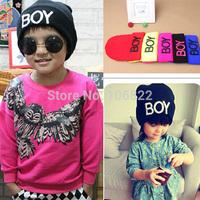 WholesaleToddler Baby Girls Boys Knitted Woolen Skull Hats BOY Beanie Caps Ski HatsFreeShipping