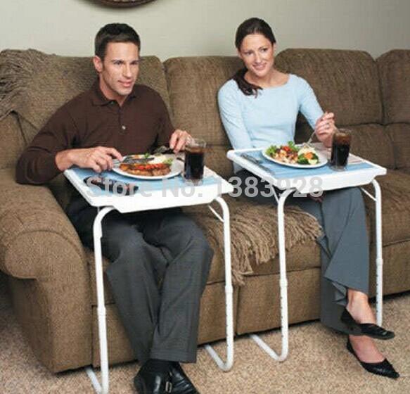 free shipping.wholesale.24pcs/lot.multi-functional Foldable Table Mate II Travel Bed Mate Folding Snacks Computer Table.JA53(China (Mainland))