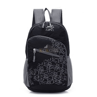 Outdoor Brand Men Women Travel Portable Backpack Climbing Folding bag Casual Waterproof Small Backpack Travel Agency Bag