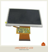 Original New 4.3 inch LMS430HF13 LMS430HF13-002 LCD screen display applied on GPS PDA MID free shipping