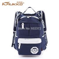 Kaukko Women Shoulder Canvas Backpacks Cat Ear Cartoon Pattern Travel Hiking Bags Unisex Schoolbag
