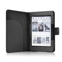 50pcs  Lichi PU Leather Case For 2014 Amazon Kindle Voyage 6 Tablet PC Case  Free DHL