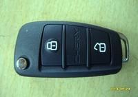 new Chery Tiggo 3 car folding remote key control 433mhz with ID46 transponder chip