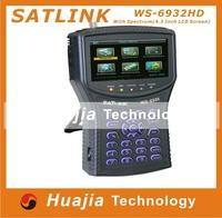 1pc Satlink Satellite Finder WS-6932 HD Spectrum Analyzer satlink ws6932 Satellite Meter