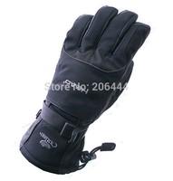 New brand men's ski gloves Snowboard gloves Snowmobile Motorcycle winter gloves Windproof Waterproof unisex snow gloves