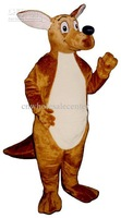 New arrival 2014 Adult lovely Joey Kangaroo Mascot Costume fancy dress party costume adult size