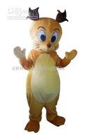 New arrival 2014 Adult lovely intelligent cat Mascot Costume fancy dress party costume adult size