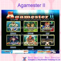 Agamester II Game gambling board for LCD  new arrival MULTI GAME XXL casino pcb  slot game board/multi