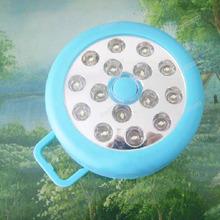 Yardstick 2014 Brand New Saving Torch Bright Tent Light Night Lamp 15 LED Lighting Energy Home Touch Key [Global!!]