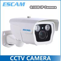 2014 ESCAM Q1039 CMOS HD 1080P Onvif 3-12mm 4X Auto Zoom 40M IR Range P2P Waterproof Home Outdoor Security Mini IP Camera CCTV