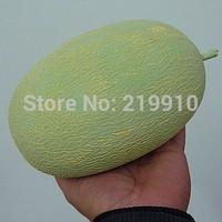 Free Shipping Appearing Latex Cantaloupe  -- Magic Trick, Fun Magic, Party Magic.