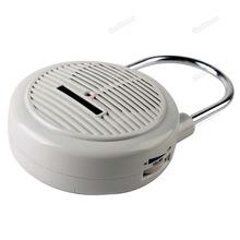 Yardstick 2014 Brand New Security Electronic Barking Watch Dog Home Alarm Smart Sensor Vibration Shock Global!!