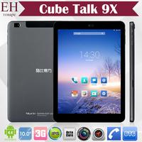 """Original Cube Talk 9X u65gt Octa Core MTK8392 3G Tablet PC 9.7"""" Retina 2048x1536 16GB Rom Android 4.4 GPS 10000mAh WCDMA"""
