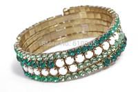 Wholesales Multi-layer Bohemia Bracelets crystal jewelry for women