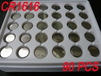 Lots of 90 Lithium CR1616 CR 1616 LM21616 ECR1616 3V Coin Cell Battery Bulk