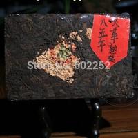 500g ripe Puer pu er tea1985 Year  ripe Puerh Tea, ,the earliest zhong cha,famous,agilawood tambac,smooth,ancient tree pu erh