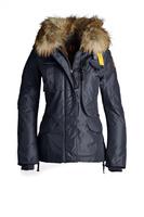 Brand New Denali Women Masterpiece Navy Dark Blue Down Parkas Jacket Short Female Winter Fur Hooded Puffer Coat Outerwear 803