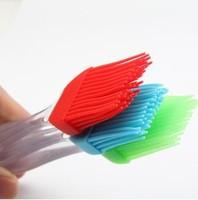 100pcs/lot Free shipping colorful bbq brush mini butter  brush baking tools