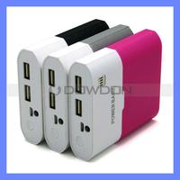 10400mAh Power Bank External Battery Charger for Xiaomi iPhone Samsung Smartphones