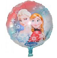 free shipping 10pcs/lot  foil balloon new frozen balloon Anna&Elsa princess balloon