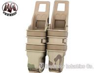 EMERSON Fastmag Pistol Magazine pouch Multicam Double mag pouches nylon EM6351C MC