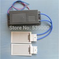 1Pcs AC 220V 7g Ozone Generator + 2pcs 3.5g ceramic chip DIY 7g/hr for Water Air Purifier