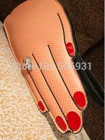 Cute Lady Fingers Day Clutch High Quality PU Women Accessories