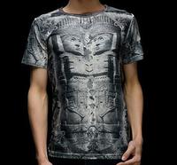 Stones Resolutely Stands 3D Printed T-Shirt Women Men Tee Shirt Streetwear