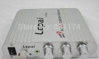 LEPAI LP-838 3 Channel Mini Amplifier w/ Subwoofer Out