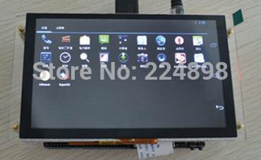 Freescale I.MX6Q Mini-PC E9 Cortex-A9 Quad Development Board (Android 4.2.2 System) + 5.0 inch LCD Module 2GB DDR3 8GB Flash(China (Mainland))
